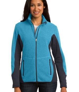Port Authority Ladies R-Tek Pro Fleece Full-Zip Jacket Style L227 1