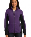 Port Authority Ladies R-Tek Pro Fleece Full-Zip Jacket Style L227
