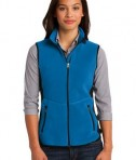 Port Authority Ladies R-Tek Pro Fleece Full-Zip Vest Style L228