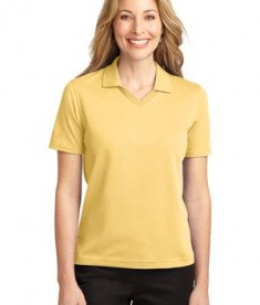 Port Authority Ladies Rapid Dry Polo Style L455