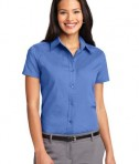 Port Authority Ladies Short Sleeve Easy Care  Shirt Style L508
