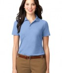 Port Authority Ladies Stain-Resistant Polo Style L510