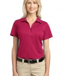 Port Authority Ladies Tech Pique Polo Style L527