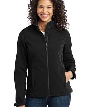 Port Authority Ladies Traverse Soft Shell Jacket Style L316 1