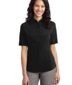 Port Authority Ladies Ultra Stretch Polo Style L650
