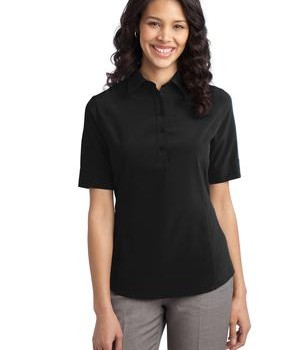 Port Authority Ladies Ultra Stretch Polo Style L650 1