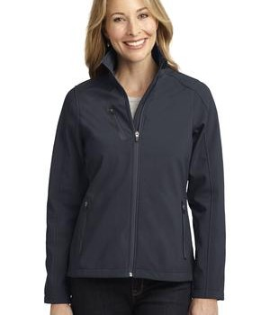 Port Authority Ladies Welded Soft Shell Jacket Style L324 1