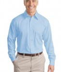 Port Authority Long Sleeve Non-Iron Twill Shirt Style S638