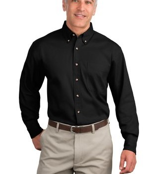 Port Authority Long Sleeve Twill Shirt Style S600T 1