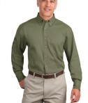 Port Authority Long Sleeve Twill Shirt Style S600T