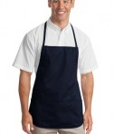 Port Authority Medium Length Apron Style A525