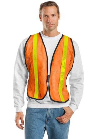 Port Authority Mesh Enhanced Visibility Vest Style SV02 1