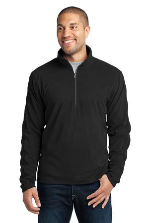 Port Authority Microfleece 1/2-Zip Pullover Style F224