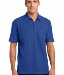Port Authority Modern Stain-Resistant Pocket Polo Style K559