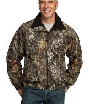 Port Authority Mossy Oak Challenger Jacket Style J754MO 1