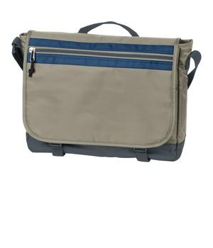 Port Authority Nailhead Messenger Style BG301 1