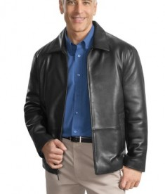 Port Authority Park Avenue Lambskin Jacket Style J785