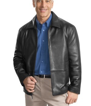 Port Authority Park Avenue Lambskin Jacket Style J785 1