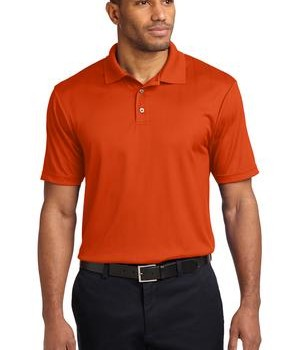 Port Authority Performance Fine Jacquard Polo Style K528 1