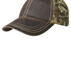 Port Authority Pigment-Dyed Camouflage Cap Style C819