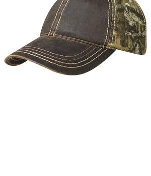 Port Authority Pigment-Dyed Camouflage Cap Style C819 1