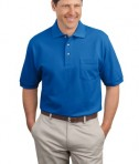 Port Authority Pique Knit Polo with Pocket Style K420P