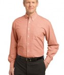 Port Authority Plaid Pattern Easy Care Shirt Style S639