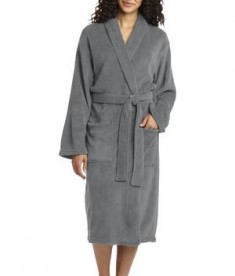 Port Authority Plush Microfleece Shawl Collar Robe Style R102