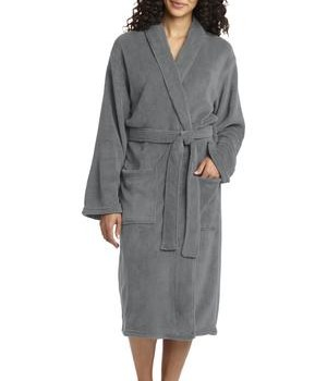 Port Authority Plush Microfleece Shawl Collar Robe Style R102 1
