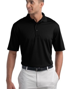 Port Authority Poly-Bamboo Charcoal Blend Pique Polo Style K497 1