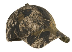 Port Authority Pro Camouflage Series Garment-Washed Cap Style C871 1
