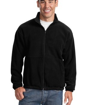 Port Authority R-Tek Fleece Full-Zip Jacket Style JP77 1