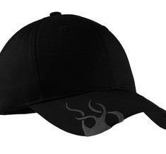 Port Authority Racing Cap with Flames Style C857