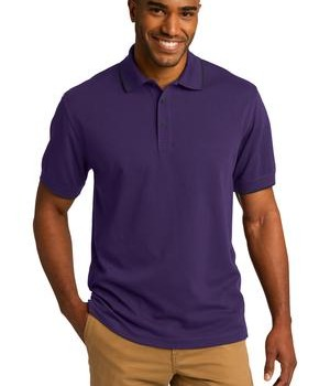 Port Authority Rapid Dry Tipped Polo Style K454 1
