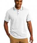 Port Authority Rapid Dry Tipped Polo Style K454