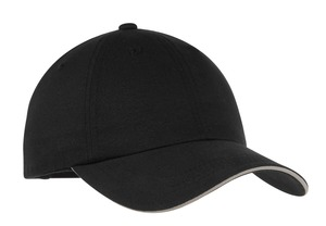 Port Authority Reflective Sandwich Bill Cap Style C832