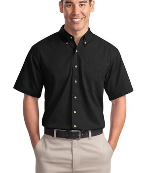 Port Authority Short Sleeve Twill Shirt Style S500T 1