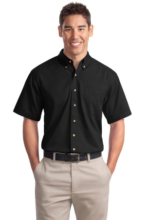 Port Authority Short Sleeve Twill Shirt Style S500T