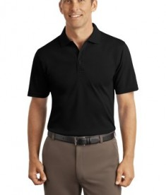 Port Authority Silk Touch Interlock Polo Style K520