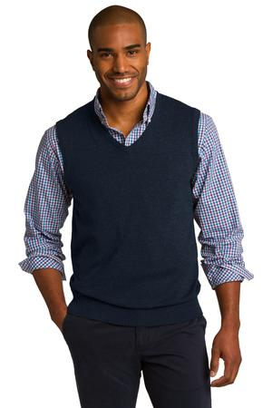 Port Authority Sweater Vest Style SW286 - Casual Clothing from the ...
