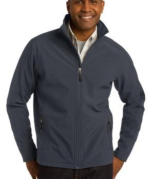 Port Authority Tall Core Soft Shell Jacket Style TLJ317 1