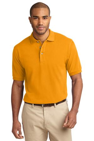 Port Authority Tall Pique Knit Polo Style TLK420