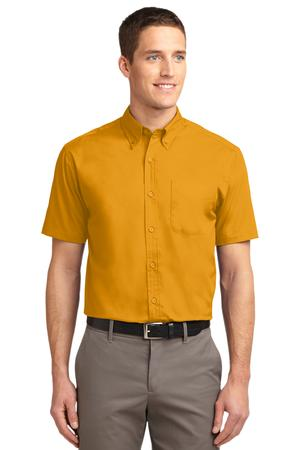 Port Authority Tall Short Sleeve Easy Care Shirt Style TLS508