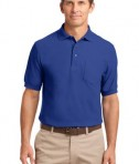 Port Authority Tall Silk Touch Polo with Pocket Style TLK500P