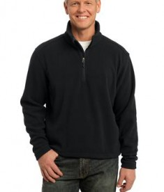 Port Authority Tall Value Fleece 1/4-Zip Pullover Style TLF218