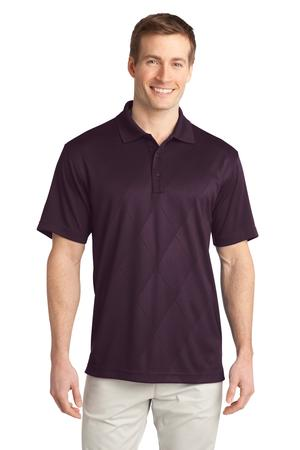 Port Authority Tech Embossed Polo Style K548