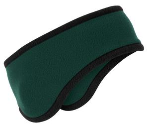 Port Authority Two-Color Fleece Headband Style C916