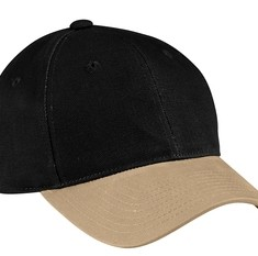 Port Authority Two-Tone Brushed Twill Cap Style C815