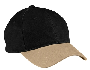 Port Authority Two-Tone Brushed Twill Cap Style C815 1
