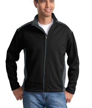 Port Authority Two-Tone Soft Shell Jacket Style J794 1